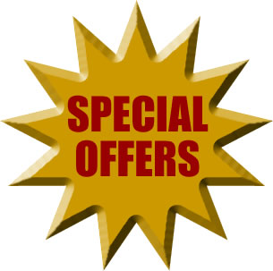 Special Offers, Discount and Auto Repair Coupons