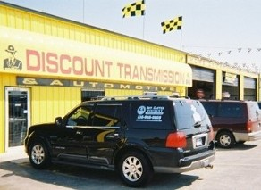 #1 Transmission & Automotive Repair Shop in San Antonio, Texas